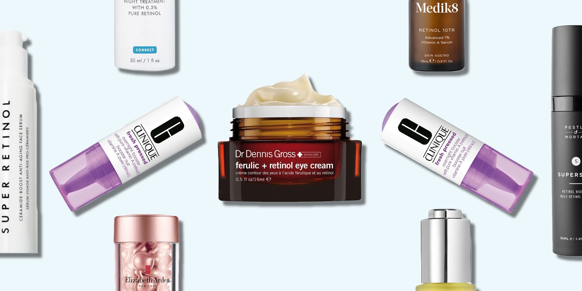 Best Retinol Skincare Products