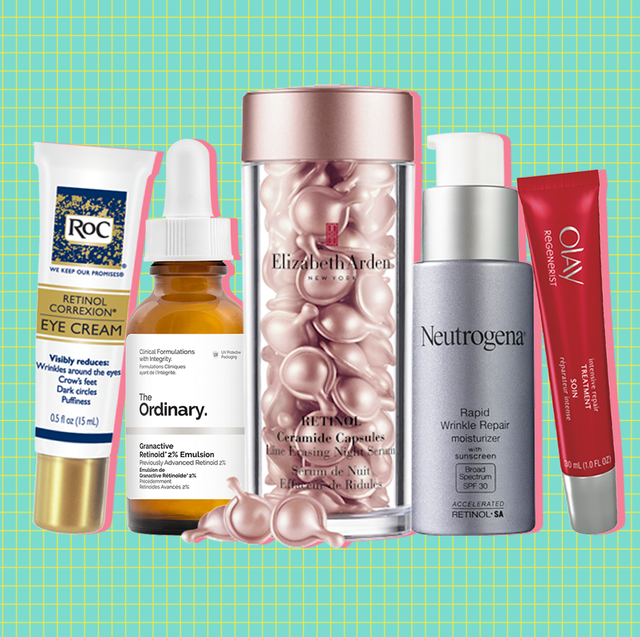 13 Best Retinol Creams You Can Buy At The Drugstore 2020