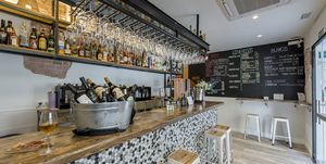 Nuevos bares y restaurantes en Retiro, en Madrid preparan la llegada del último proyecto del chef José Andrés a la calle Ibiza