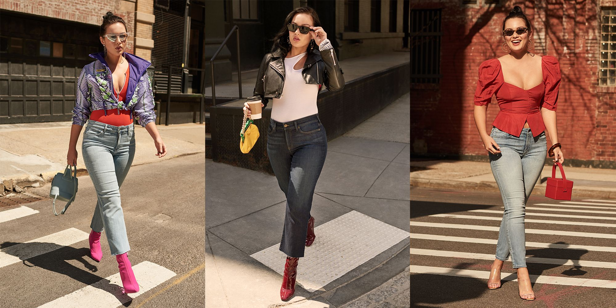 fe231f3132f New Ways to Wear Your Jeans For Spring and Summer