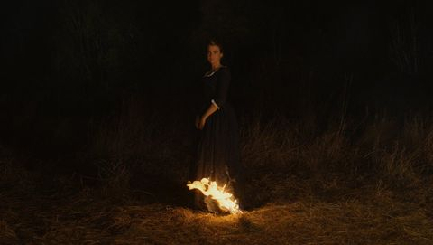 Fire, Heat, Flame, Darkness, Event, Night, Campfire, Bonfire, Flash photography,
