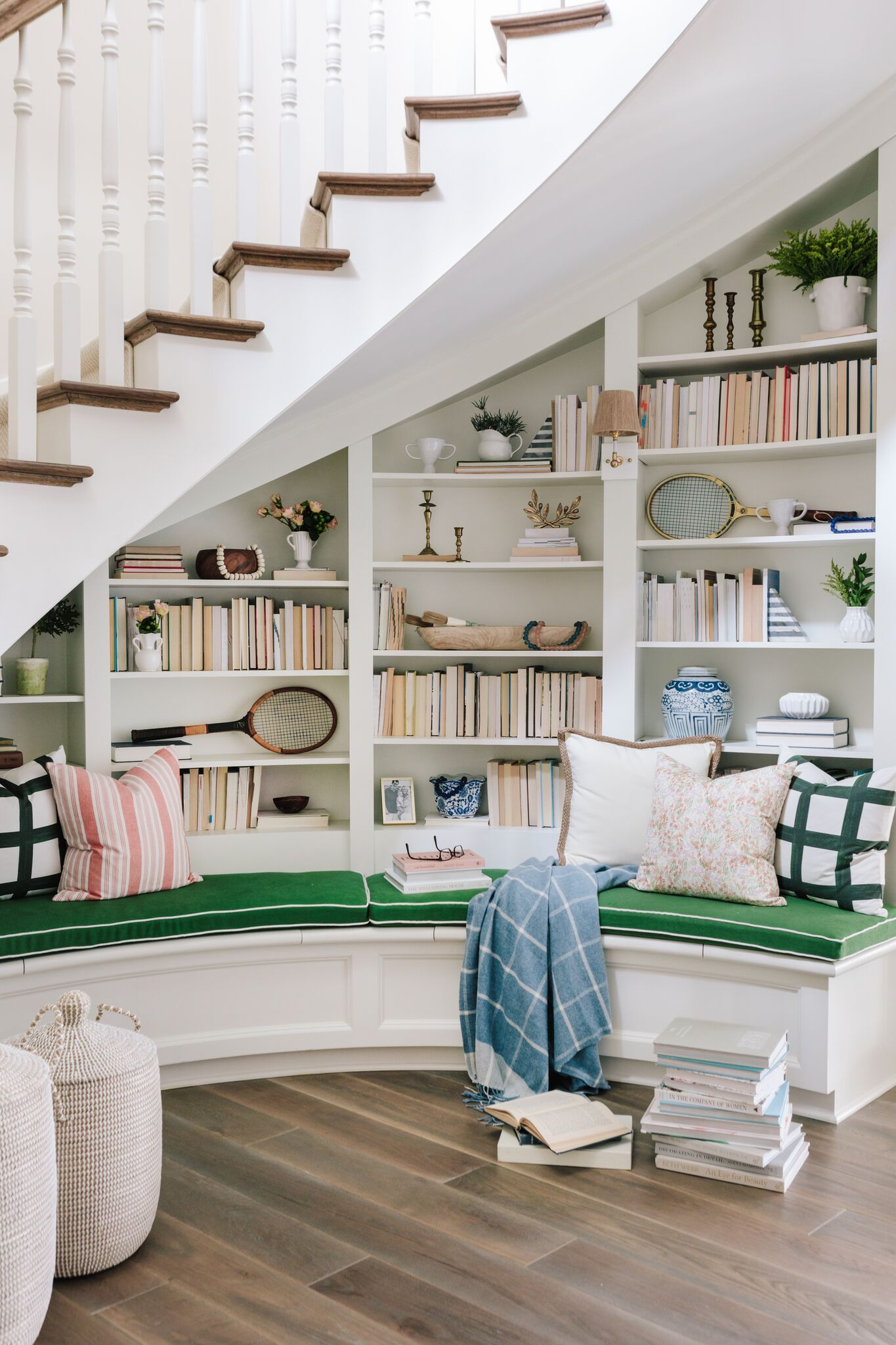 12 DIY Home Library Ideas   Best Reading Nook Ideas and Projects
