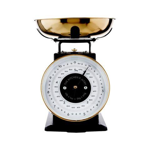 retro keukenweegschaal 5 kg