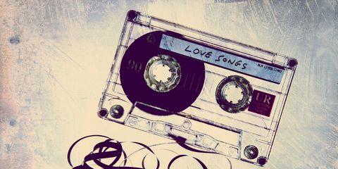 Retro love songs