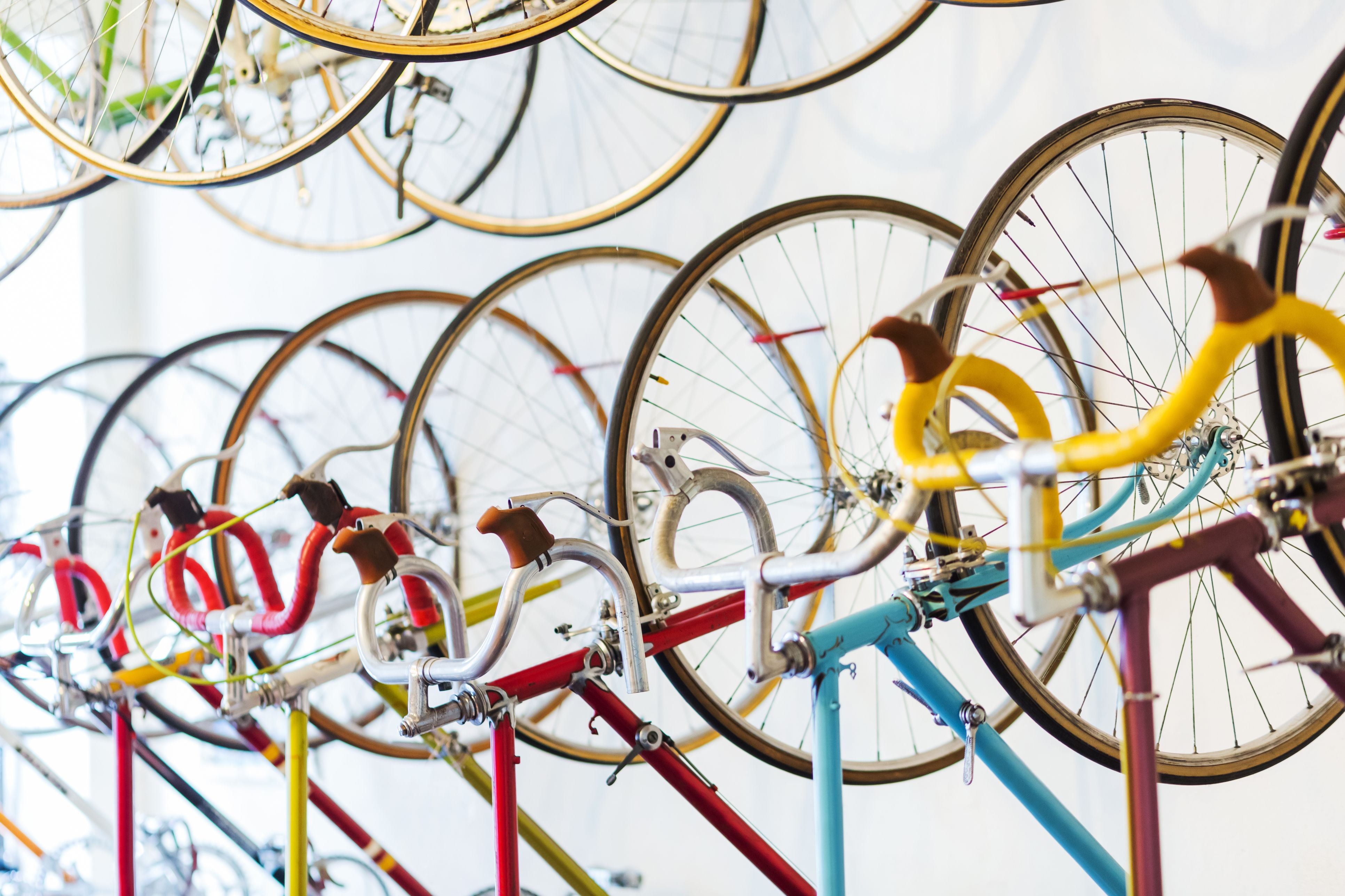 5 Easy Ways To Store Your Bike