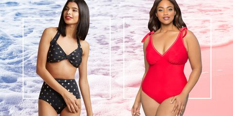 d3799808b0 16 Retro Bikinis and One-Pieces That Will Make You Feel Like a Vintage Queen