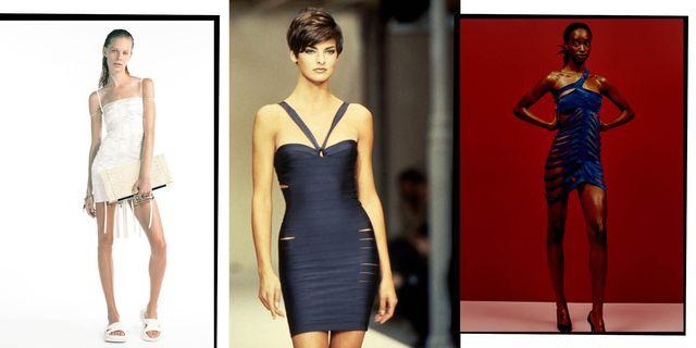 ボディコン ドレス ミニドレス 2021年 トレンド 流行