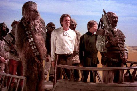 return of the jedi star wars order