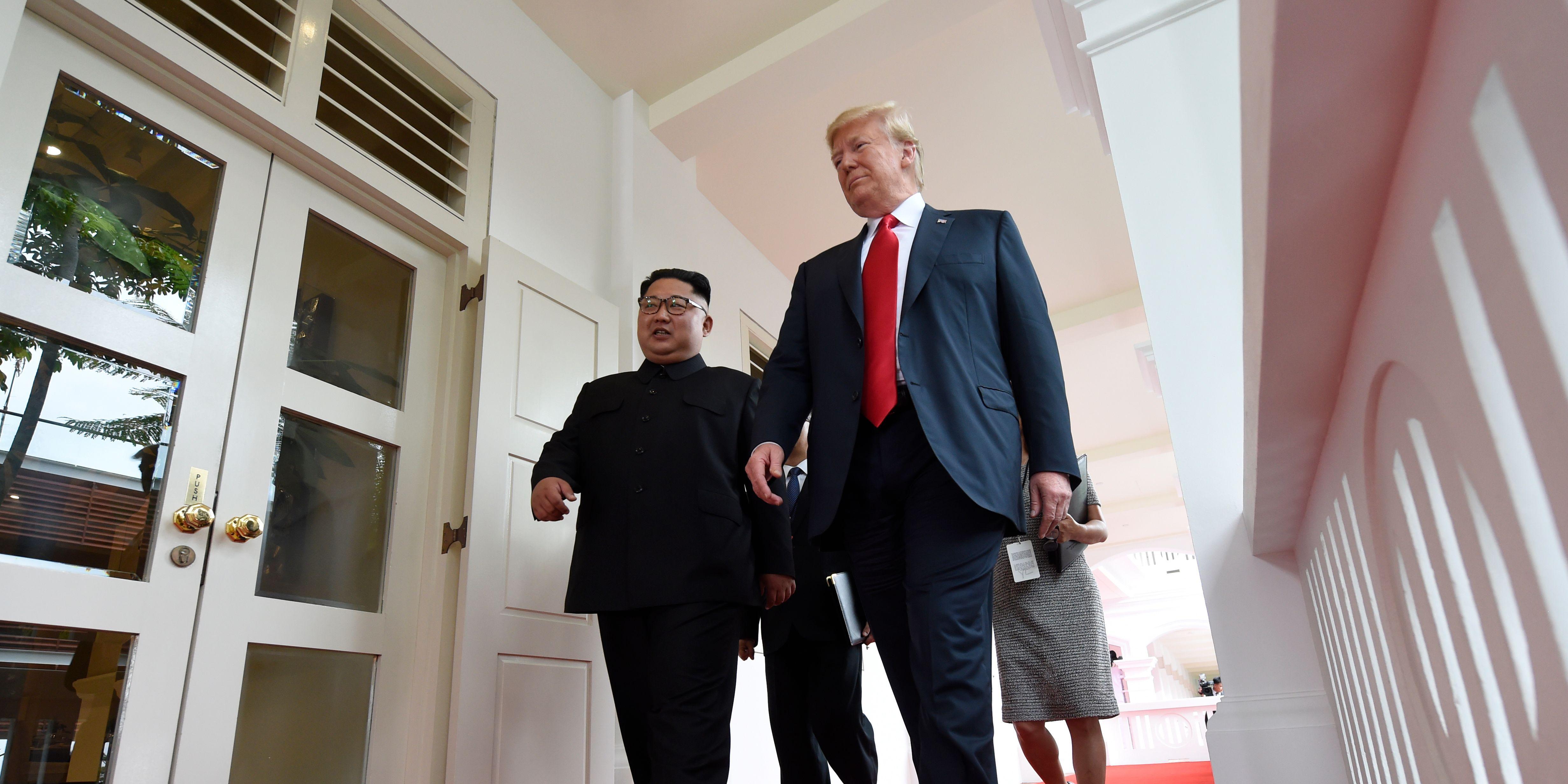 reunión donald trump kim jong-un