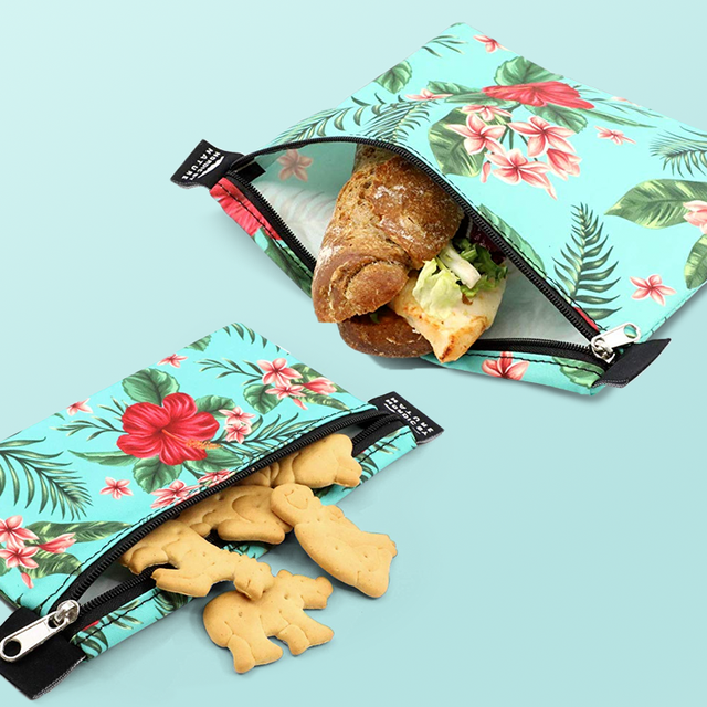 7 Best Reusable Sandwich Bags Eco Friendly Snack