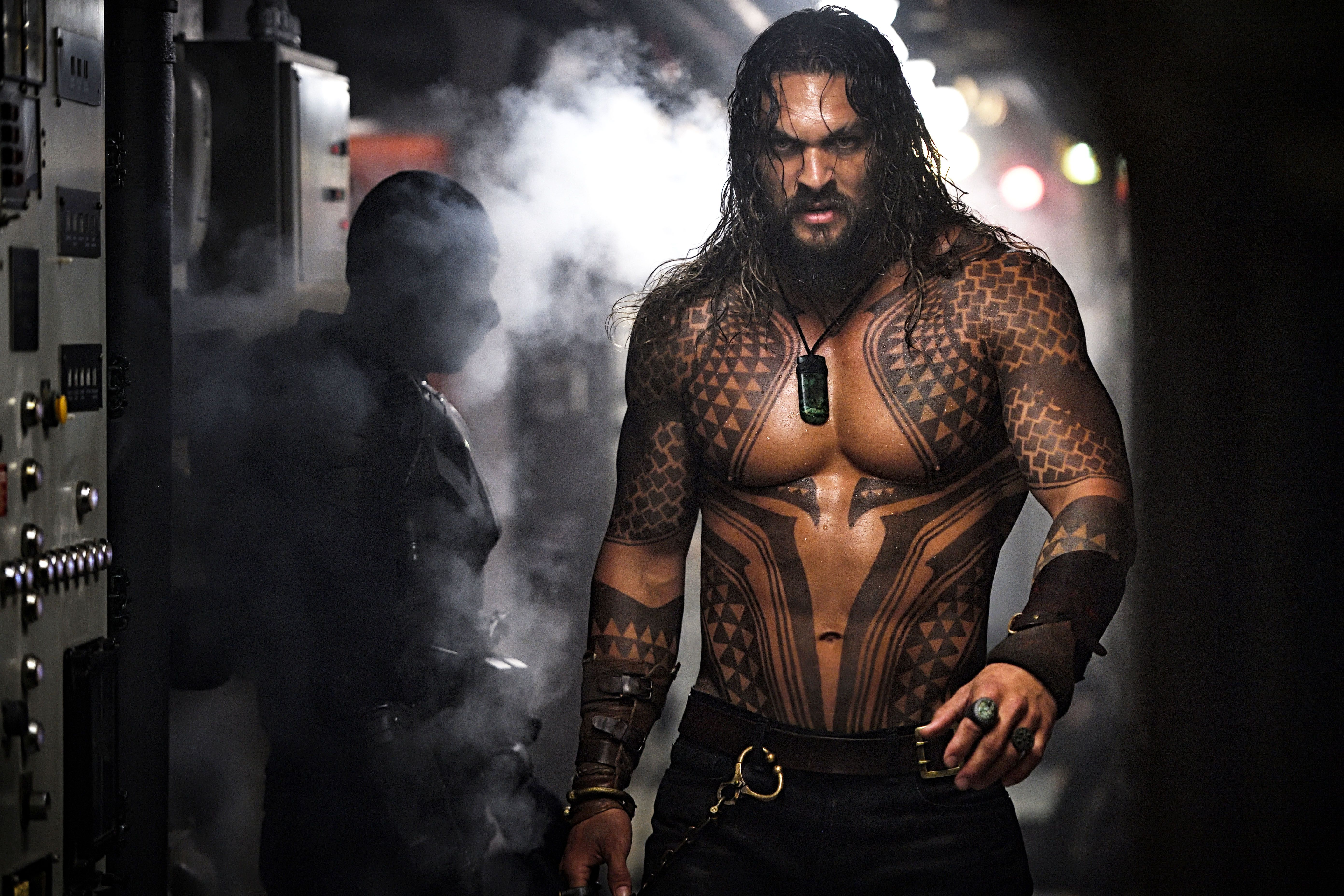 A Girl Scout Is Selling Jason Momoa Samoa Cookie Boxes