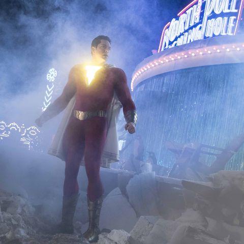 Superhero, Atmospheric phenomenon, Fictional character, Justice league, Batman, Action-adventure game, Digital compositing, World, Screenshot,