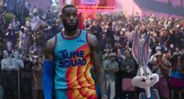 malcolm d lee on lebron james and 'space jam'