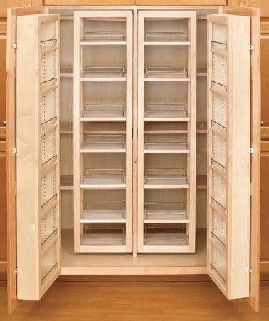 Sistema de almacenaje para cocinas