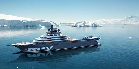 Boat, Vehicle, Yacht, Luxury yacht, Ship, Water transportation, Watercraft, Boating, Naval architecture, Sea,