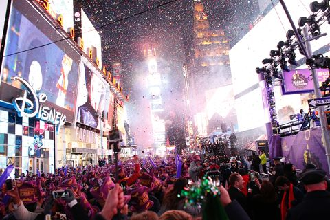 History of New Year's Holiday - New Year's Eve Celebrations