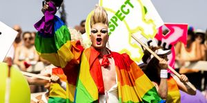 TOPSHOT-NETHERLANDS-GAY-PRIDE-PARADE