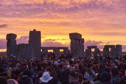 britain tradition religion solstice