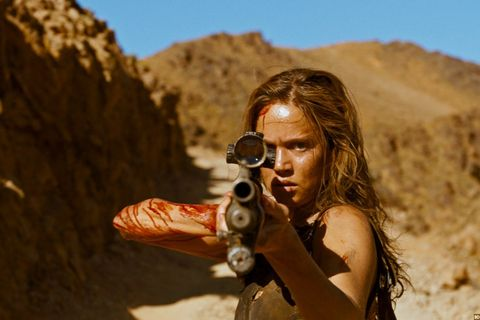 Revenge' Might Be The Bloodiest - And Most Important - Film