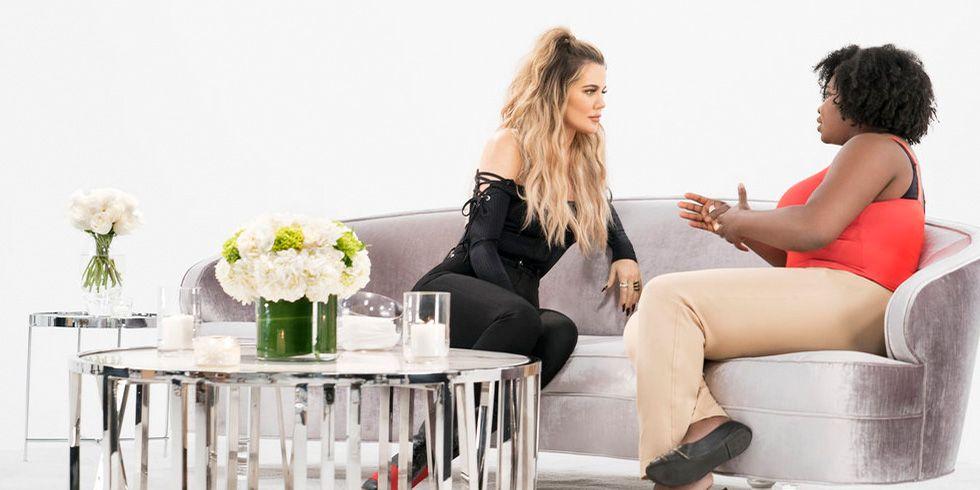 Khloe Kardashian Revenge Body Behind The Scenes