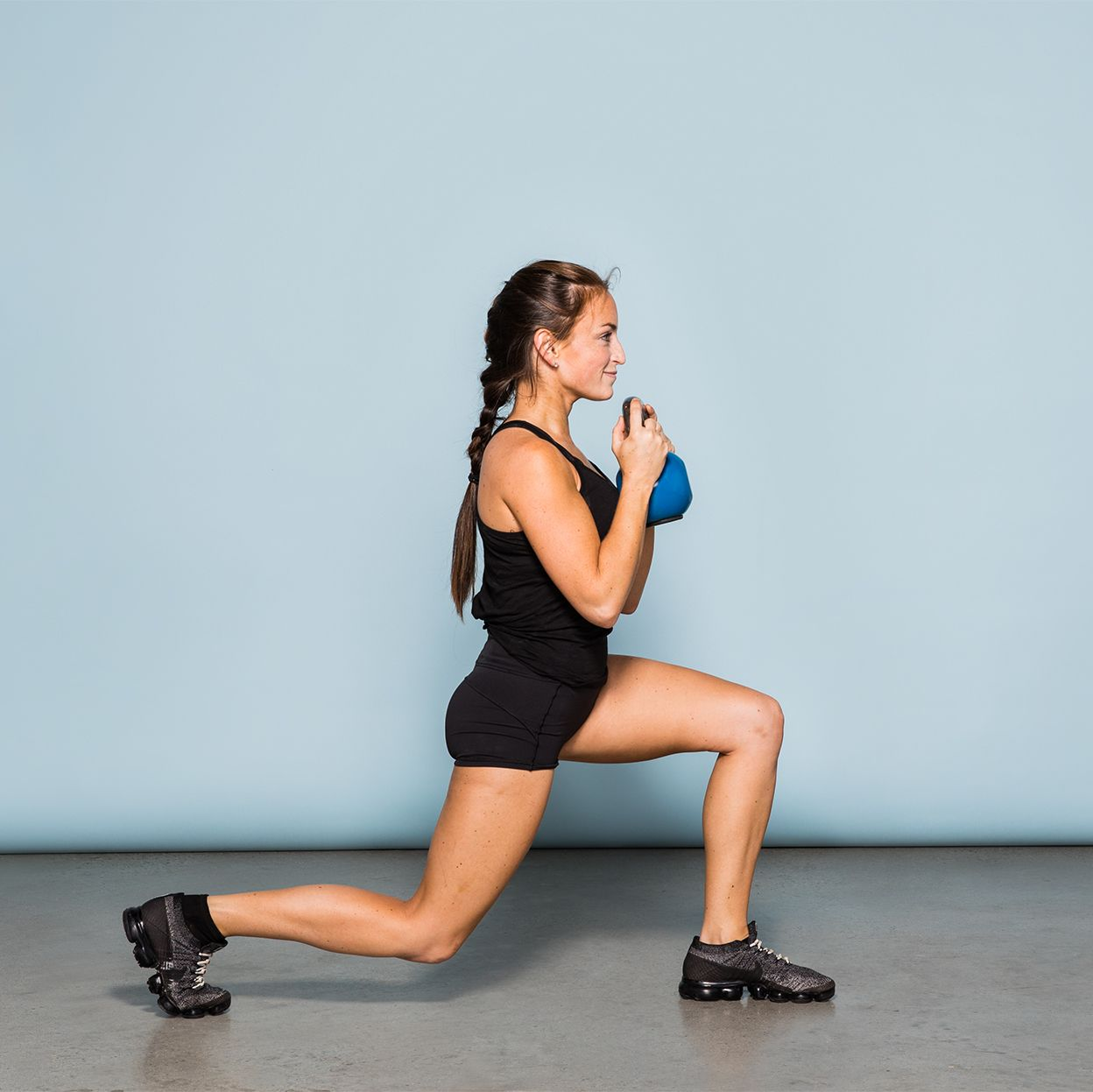 The Right Way To Do Reverse Lunges