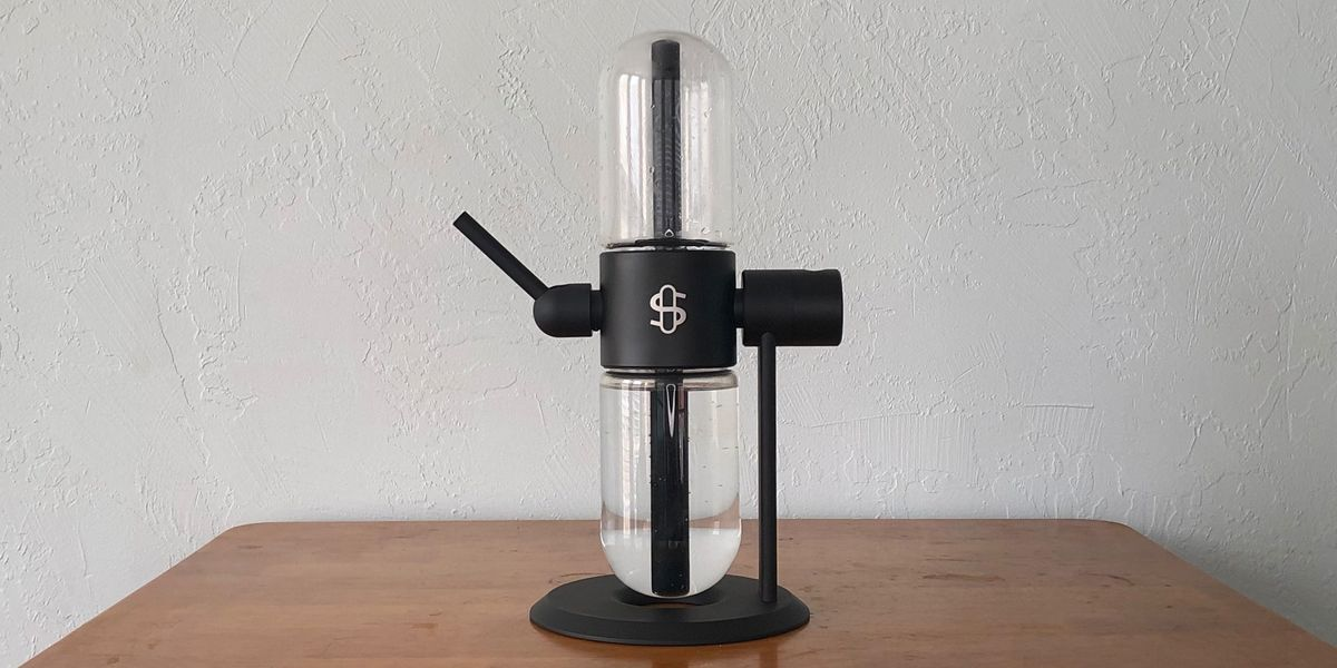 Seth Rogen Uses This $600 Gravity Bong. Why?