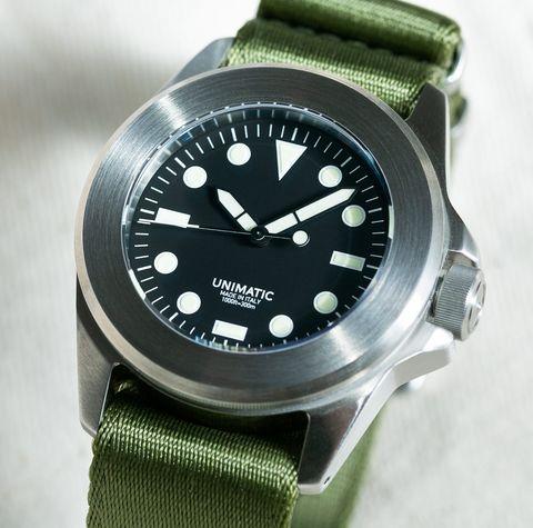 unimatic u4 watch