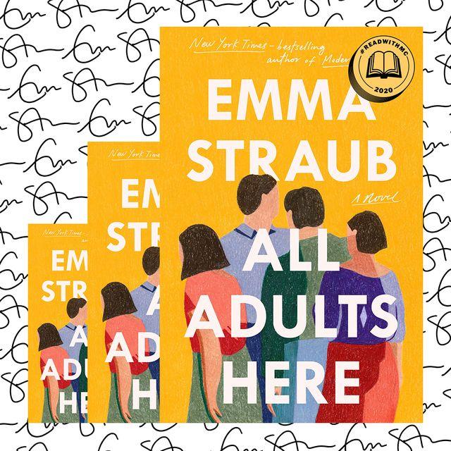 emma straub 'all adults here' reviews