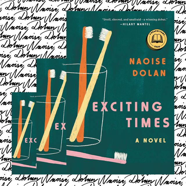 naoise dolan 'exciting times'