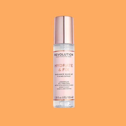 Revolution Hydrate & Fix Radiance Make Up Fixing Spray