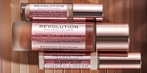 Image result for revolution conceal and define foundation
