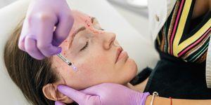 Revolutionary treatment of rejuvenation with blood plasma