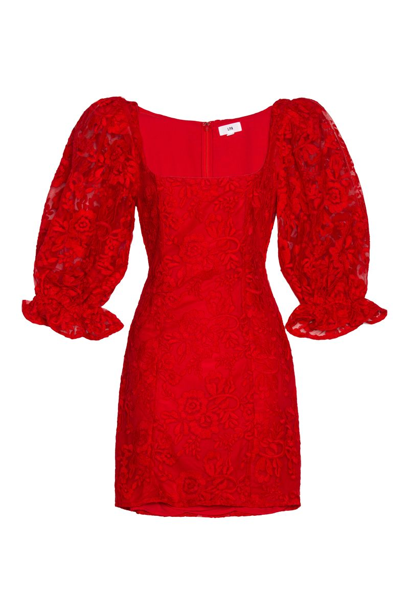 18 Red Dresses That Show You Mean Bold Business In 2020 Shop this alluring collection of red dresses for a these are the top fabrics for red dresses because red lace is feminine and classic, red silk is bold. 18 red dresses that show you mean bold