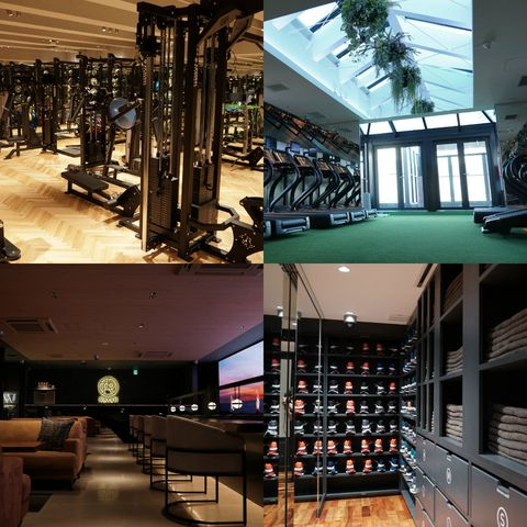 Interior design, Building, Architecture, Room, Furniture, Lobby,