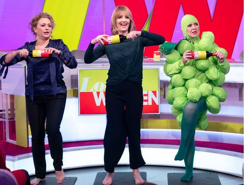 'Loose Women' TV show, London, UK - 03 Jan 2019