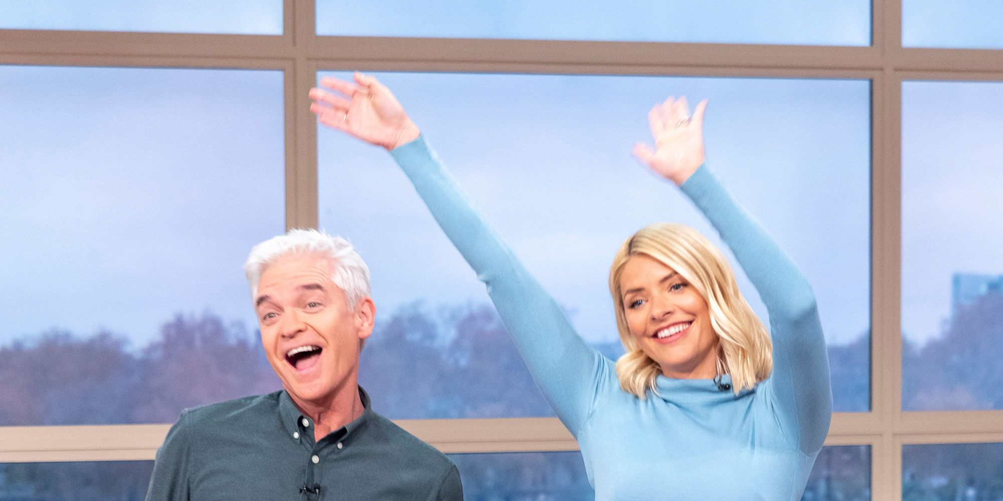Holly Willoughby This Morning 'This Morning' TV show, London, UK - 07 Jan 2019