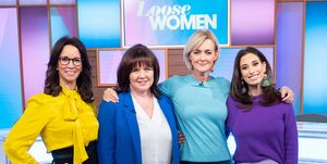'Loose Women' 10 Year Challenge