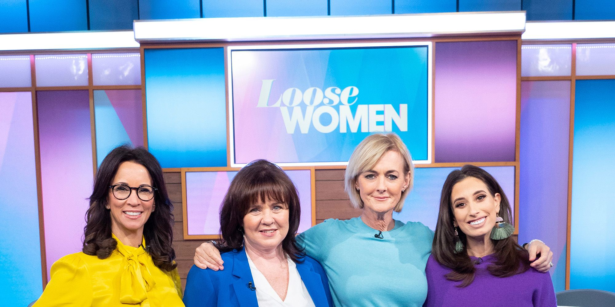 'Loose Women' 10 Year Challenge