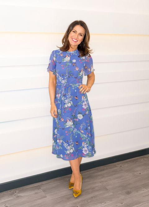 52635a5c623 Susanna Reid's stunning Oasis floral dress has us ready for spring