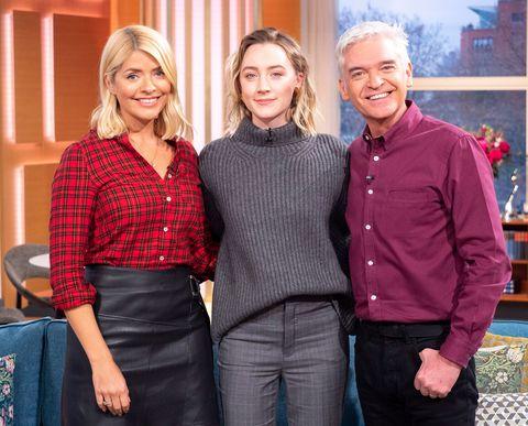 'This Morning' TV show, London, UK - 17 Jan 2019