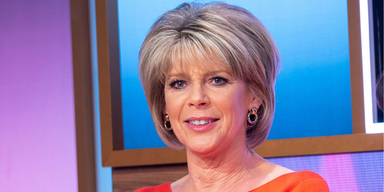 Ruth Langsford Marks & Spencer pencil skirt