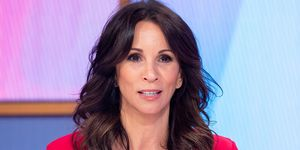 Andrea McLean 'Loose Women' TV show, London, UK - 11 Feb 2019