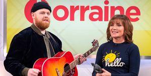 'Lorraine' TV show, London, UK - 01 Mar 2019