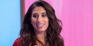 Stacey Solomon pregnant craving