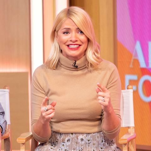 Holly Willoughby April Fool's This Morning