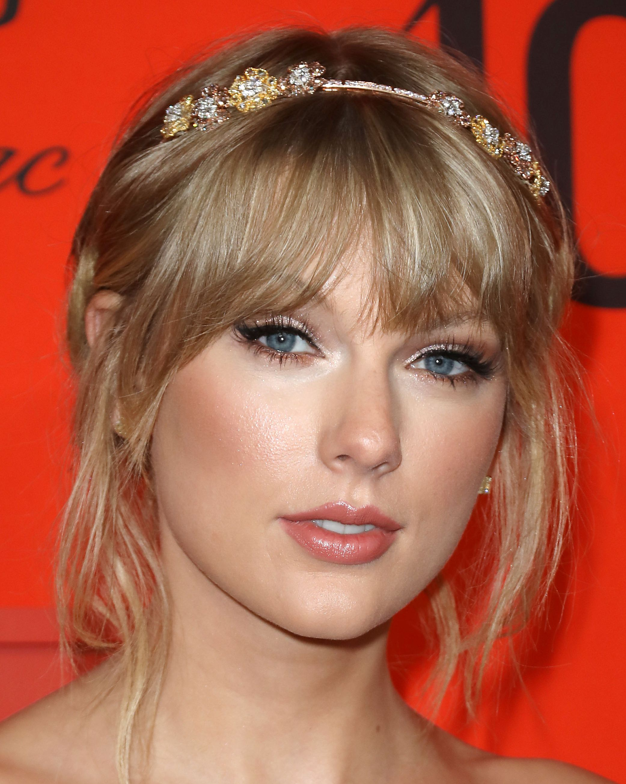 Taylor Swift Time 100 Hair And Makeup