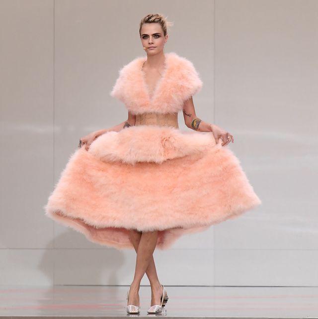 Karl Lagerfeld memorial - Cara Delevingne