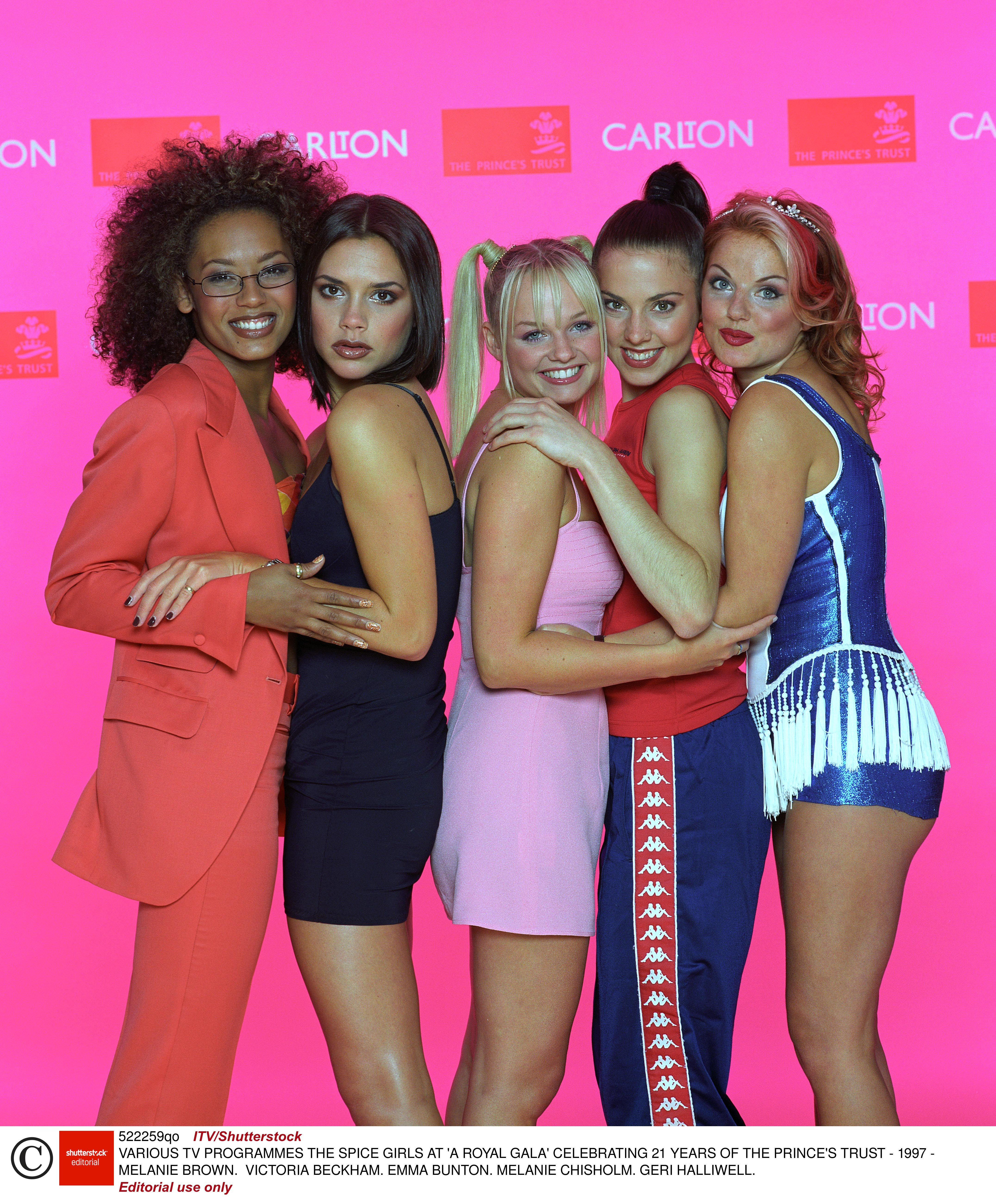 A new Spice Girls movie is coming and it's all too much!