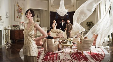 Interior design, Photograph, Dress, Furniture, Room, Style, Interior design, Tablecloth, Fashion, Light fixture,