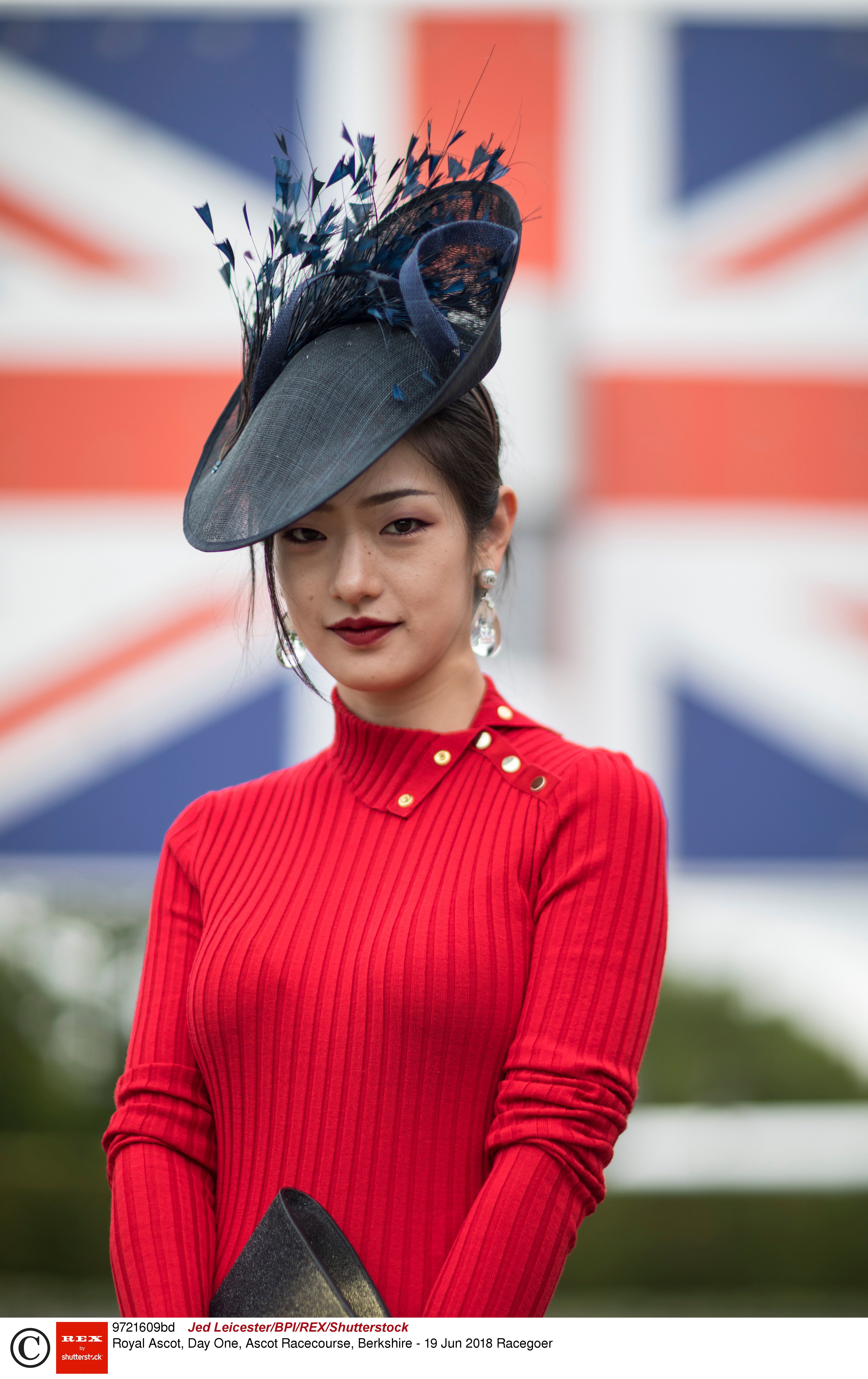 Best Royal Ascot 2018 Hats f1d6af40b79